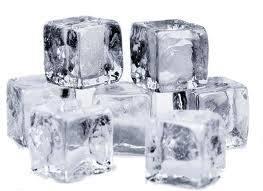 ais batu bantu hilangkan jerawat