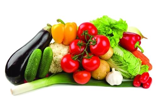 kurangkan makanan bergula dengan sayur dan buah